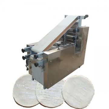 Commercial Wheat Flour Tortilla Maker/Naan Roti Chapati Making Machine/Dumpling Spring Roll Sheet Making Machine