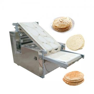 Fully Automatic Nacho Corn Flour Tortilla Doritos Making Machine