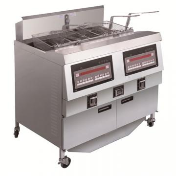 Industrial Hotel Compare Deep Fat Fryers/Gas Chip Fryer for Sale/Turkey Deep Fryer Hook