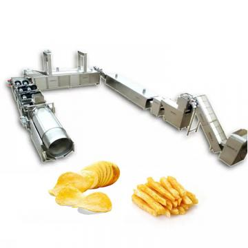 Commercial Potato Lotus Root Chip Cutter Slice Maker Machine