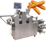 Potato Patty Battering Machine/Pumpkin Pie Meat Pie Starch Coating Breading Machine Chicken Fillet Dipping Machine