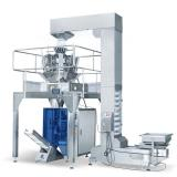 Automatic Sugar/Flour/Pasta/Food/Bread Big Bag Volume Pillow Pack Vertical Packing/Packaging/Package Machine (PM-420)