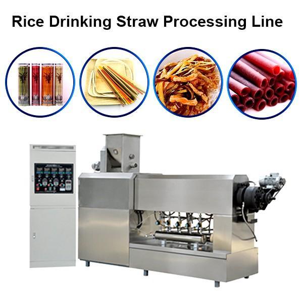 Energy-Saving Commercial Pasta Making Machines / Automatic Pasta Machine / Macaroni Making Machine #1 image