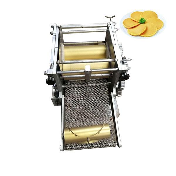 Corn Flour Tortilla Doritos Nacho Chips Making Machine #1 image