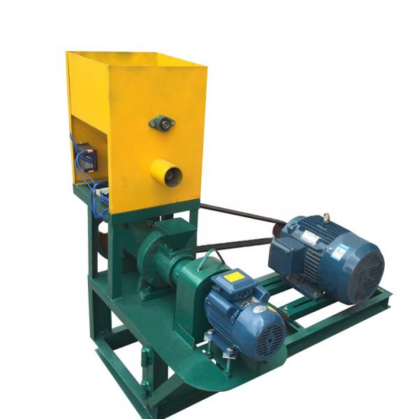 Animal Feed Machinery in Kenya for Animal Feeds Manufacturing Fish Farm Aquatic Food Production Line #1 image