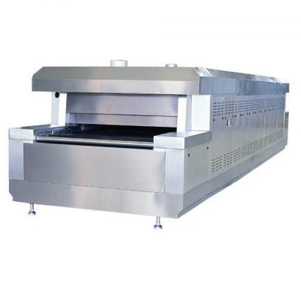 Automatic Seafood Fish Breader Fried Chicken Breading Machine #1 image