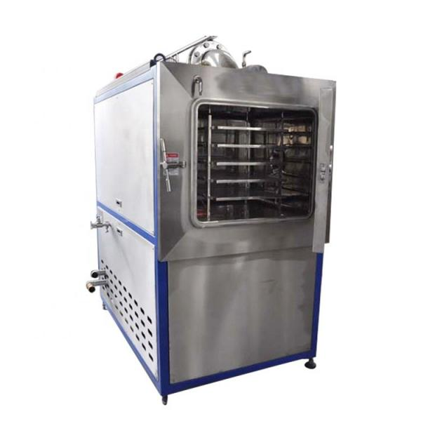 8 Layer Tray Vacuum Drying Equipment in Food Industry #1 image