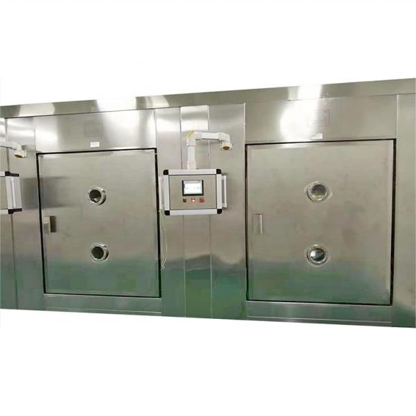 Gwm-56b Continuous Dryer Tunnel Microwave Sterilizing & Drying Machine #2 image