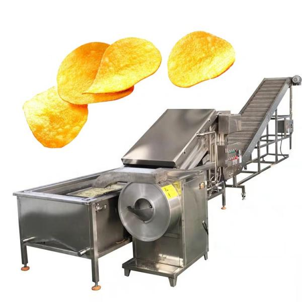 Potato Chip Maker French Fries Fryer Machine/Line #2 image